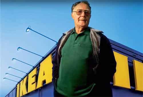 Kisah Sukses Ingvar Kamprad, Pendiri IKEA 01 - Finansialku