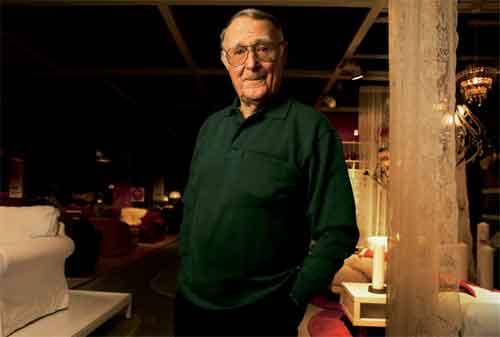 Kisah Sukses Ingvar Kamprad, Pendiri IKEA 02 - Finansialku