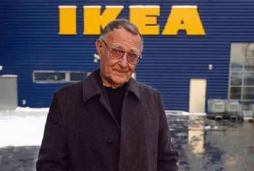 Kisah Sukses Ingvar Kamprad, Pendiri IKEA 03 - Finansialku