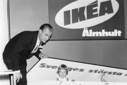 Kisah Sukses Ingvar Kamprad, Pendiri IKEA 04 - Finansialku