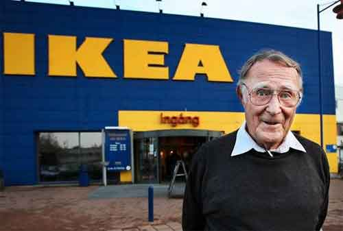 Kisah Sukses Ingvar Kamprad, Pendiri IKEA 05 - Finansialku