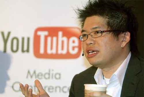 Kisah Sukses Steve Chen, Salah Seorang Pendiri Youtube