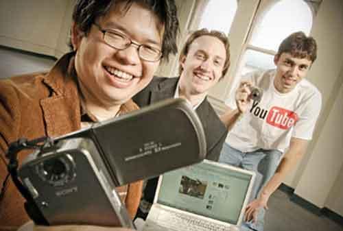 Kisah Sukses Steve Chen, Salah Seorang Pendiri Youtube 04 - Finansialku