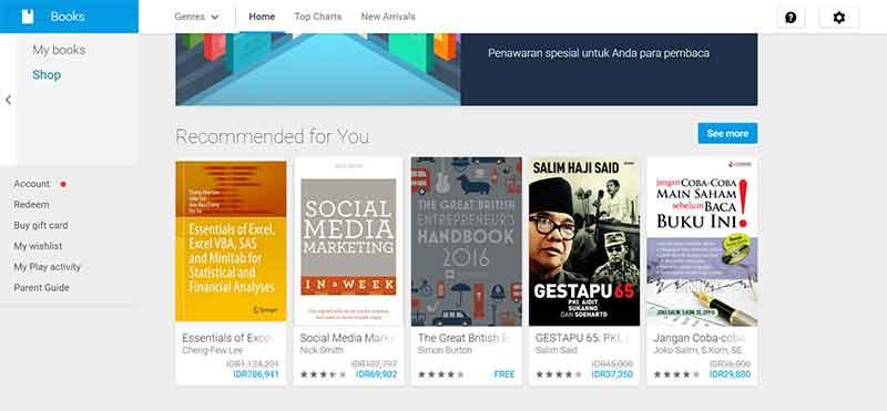 40 Peluang Usaha Bisnis Online Sebagai Penghasilan Tambahan untuk Keluarga - Jual Ebook - Finansialku