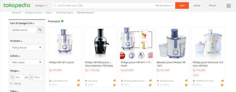 40 Peluang Usaha Bisnis Online Sebagai Penghasilan Tambahan untuk Keluarga - Jual di Tokopedia - Finansialku