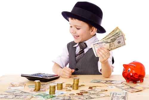 Belajar Meningkatkan Keterampilan Keuangan bagi Buah Hati Anda dengan Menggunakan Koin 02 - Finansialku