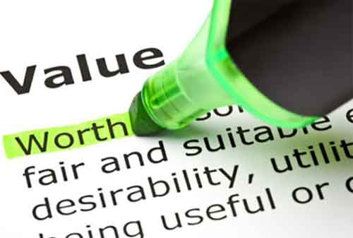 Definisi Book Value