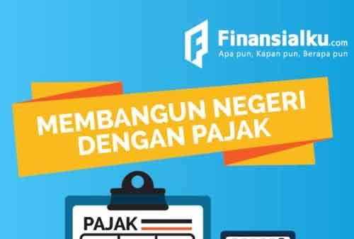 Infografis Membangun Negeri Indonesia dengan Pajak 01 - Finansialku
