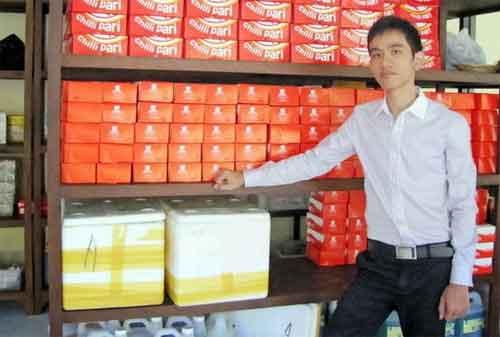 Kisah Sukses Gibran Rakabuming Raka, Pendiri Markobar 04 - Finansialku
