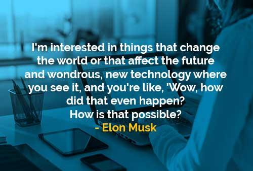 Mengubah Dunia dan Mempengaruhi Masa Depan - Finansialku