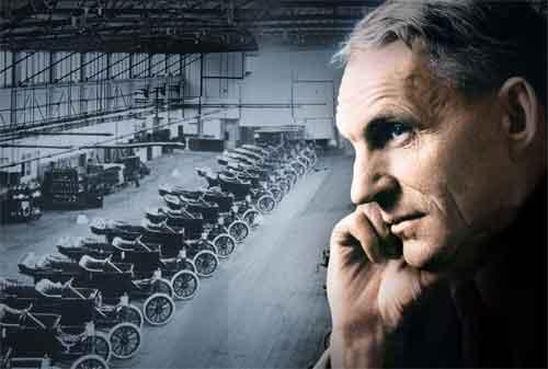 Pelajaran dari Henry Ford Pendiri Ford Motor Company agar Menjadi Orang Sukses 01 - Finansialku