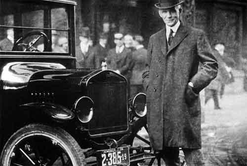 Pelajaran dari Henry Ford Pendiri Ford Motor Company agar Menjadi Orang Sukses 02 - Finansialku