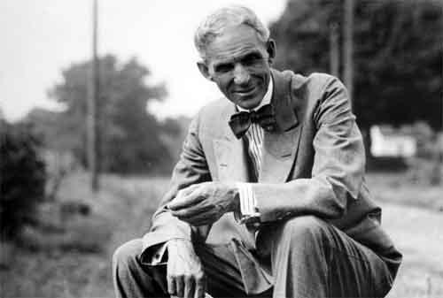 Pelajaran dari Henry Ford Pendiri Ford Motor Company agar Menjadi Orang Sukses 03 - Finansialku