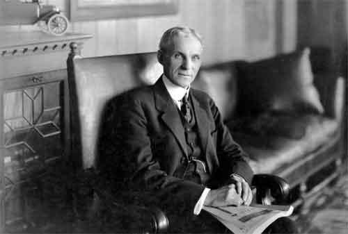 Pelajaran dari Henry Ford Pendiri Ford Motor Company agar Menjadi Orang Sukses 04 - Finansialku