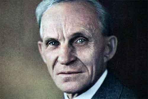 Pelajaran dari Henry Ford Pendiri Ford Motor Company agar Menjadi Orang Sukses 05 - Finansialku