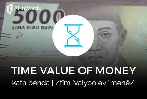 Pengertian Time Value of Money atau Nilai Uang Atas Waktu - Finansialku