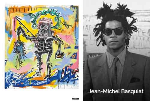 8 Lukisan Termahal di Dunia 01 - Untitled Jean-Michel Basquiat - Finansialku