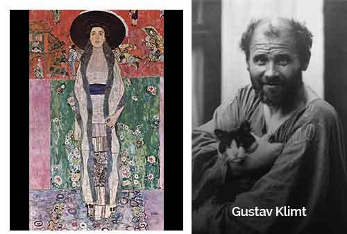8 Lukisan Termahal di Dunia 02 - Adele Bloch-Bauer II -Gustav Klimt - Finansialku
