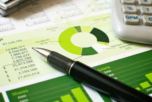 Analisa Fundamental Rasio Keuangan