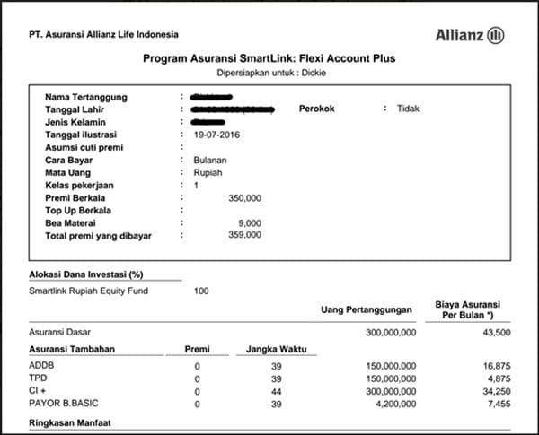 Asuransi Jiwa Unitlink, Sebenarnya Menguntungkan Nasabah atau Tidak 03 - Finansialku