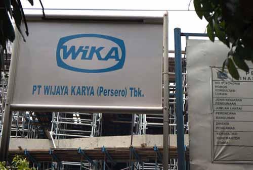 BUMN Konstruksi Wijaya Karya Wika