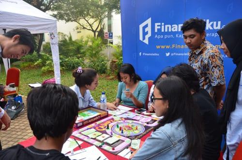 Event Seminar Menjadi Seorang Entrepreneur Bukan Hanya Mimpi 5 - Finansialku