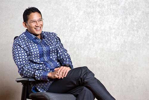 Kisah Sukses Sandiaga Uno pemilik Saratoga, Adaro, Recapital Securities 01 - Finansialku