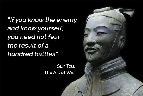 Manajemen Risiko Sun Tzu