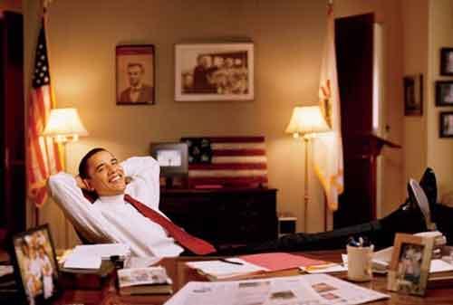 Menuju Kesuksesan dengan Mengintip Gaya Kepemimpinan Barack Obama 02 - Finansialku