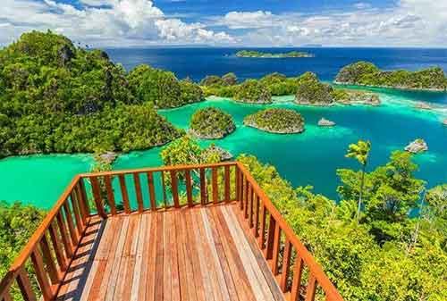 Pesona Indonesia Tempat Wisata Raja Ampat Papua Barat nan Memesona 03 - Finansialku