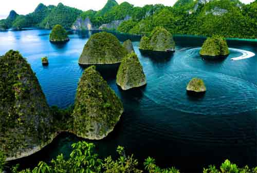 Wisata Murah Berapa Dana Liburan ke Raja Ampat ala Backpacker Lihat Perhitungannya 01 - Finansialku