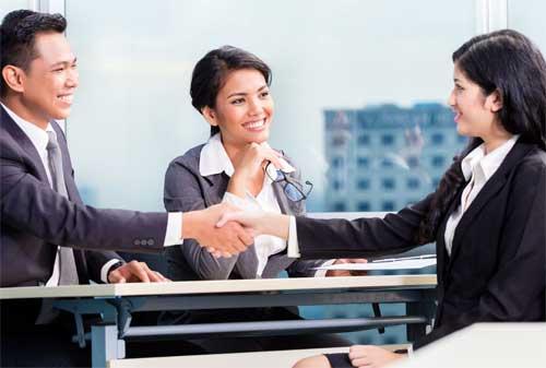 10 Tips Sukses Wawancara Kerja atau Interview Kerja untuk Para Fresh Graduate 01 - Finansialku