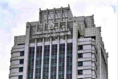 Ditjen Pajak Pantau Rekening Bank Di Atas Rp 1 M - Finansialku 01