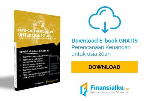 Download Ebook Perencanaan Keuangan untuk Usia 20 an