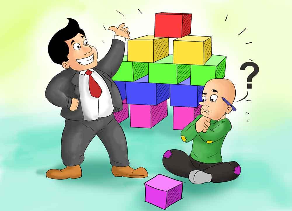 Ilustrasi Bagaimana Cara Pandang Orang Sukses terhadap Utang 02 - Finansialku