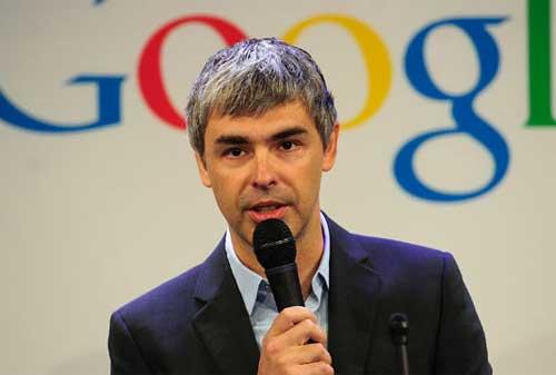 Kata-kata Bijak Larry Page dan Cerita Kesuksesan Google 02 - Finansialku
