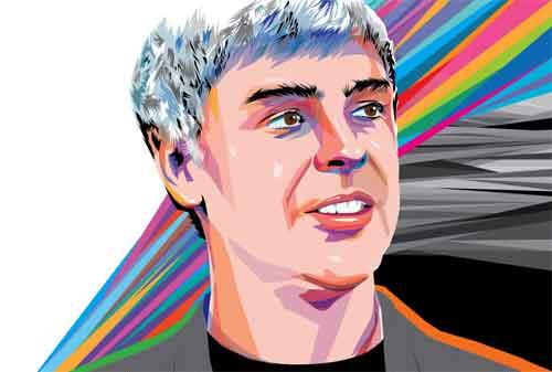 Kata-kata Bijak Larry Page dan Cerita Kesuksesan Google 03 - Finansialku