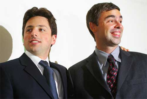 Kata-kata Bijak Larry Page dan Cerita Kesuksesan Google 05 - Finansialku
