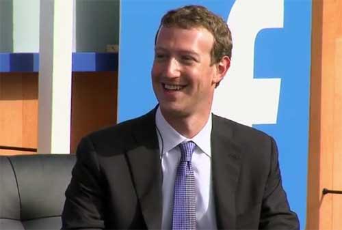 Kata-kata Motivasi Cara Kaya dan Hidup Sederhana Ala Mark Zuckerberg, Pendiri Facebook 04 - Finansialku