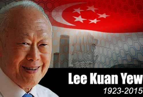 Kenapa Singapura Maju Kenali Sosok Lee Kuan Yew dan Kata-Kata Motivasi Beliau 04 - Finansialku