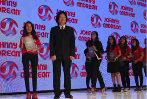 Kisah Sukses Johnny Andrean Pendiri J.Co, BreadTalk dan Johnny Andrean Salon 04 - Finansialku