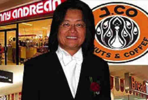 Kisah Sukses Johnny Andrean Pendiri J.Co, BreadTalk dan Johnny Andrean Salon 09 - Finansialku