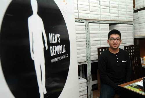Kisah Sukses Yasa Singgih, Pendiri Men's Republic 04 - Finansialku