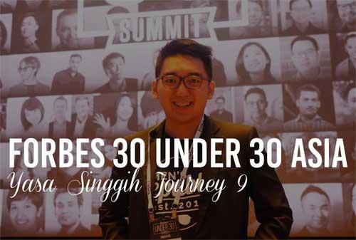 Kisah Sukses Yasa Singgih, Pendiri Men's Republic 06 - Finansialku