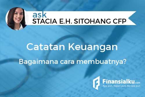 Konsultasi Bagaimana Cara Agar Tidak Lupa Membuat Catatan Keuangan 01 - Finansialku
