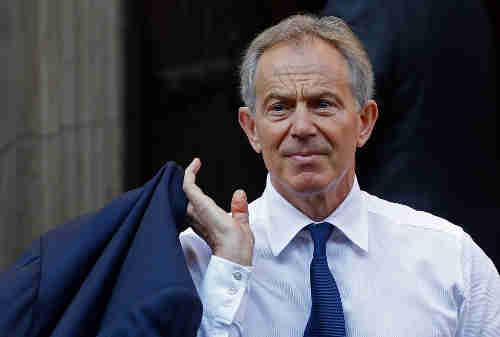 Mengambil Pelajaran dan Kata-kata Motivasi dari Perdana Menteri Inggris, Tony Blair 02