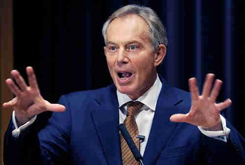 Mengambil Pelajaran dan Kata-kata Motivasi dari Perdana Menteri Inggris, Tony Blair 06