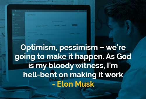 Optimisme dan Pesimisme - Finansialku