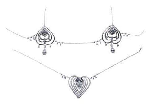 Perhiasan Termahal dan Termewah di Dunia, termasuk Gelang Emas 16 - Finansialku