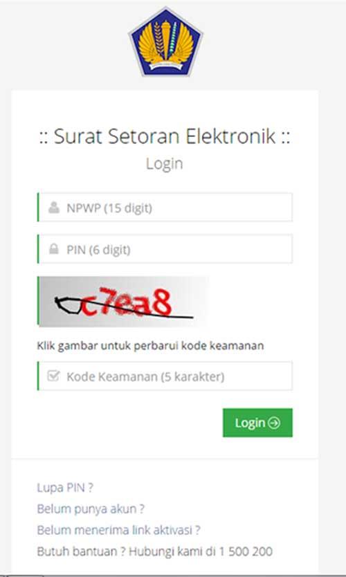 SSE Pajak Panduan Lengkap Surat Setoran Elektronik (SSE) Pajak Plus Cara Daftar SSE Pajak 07 - Finansialku